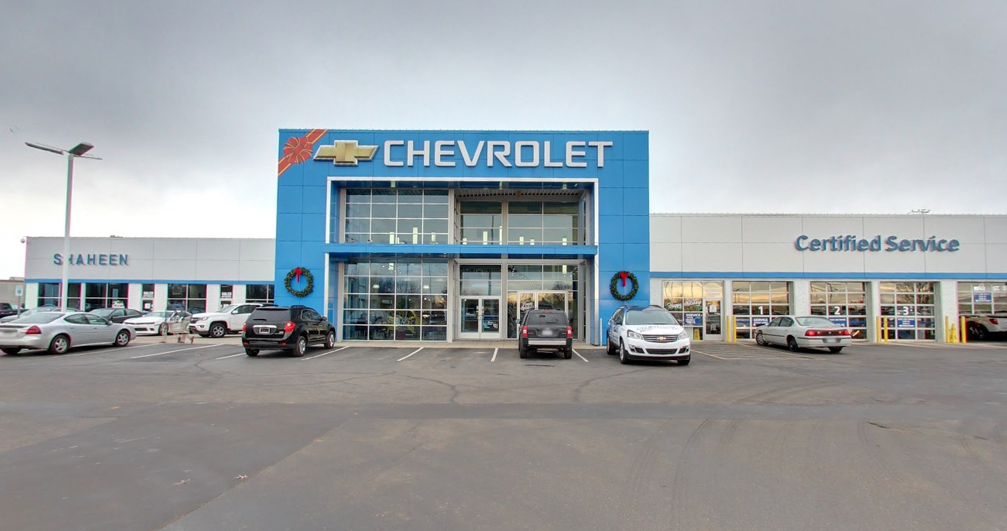 Shaheen Chevrolet Lansing Mi Able Eyes