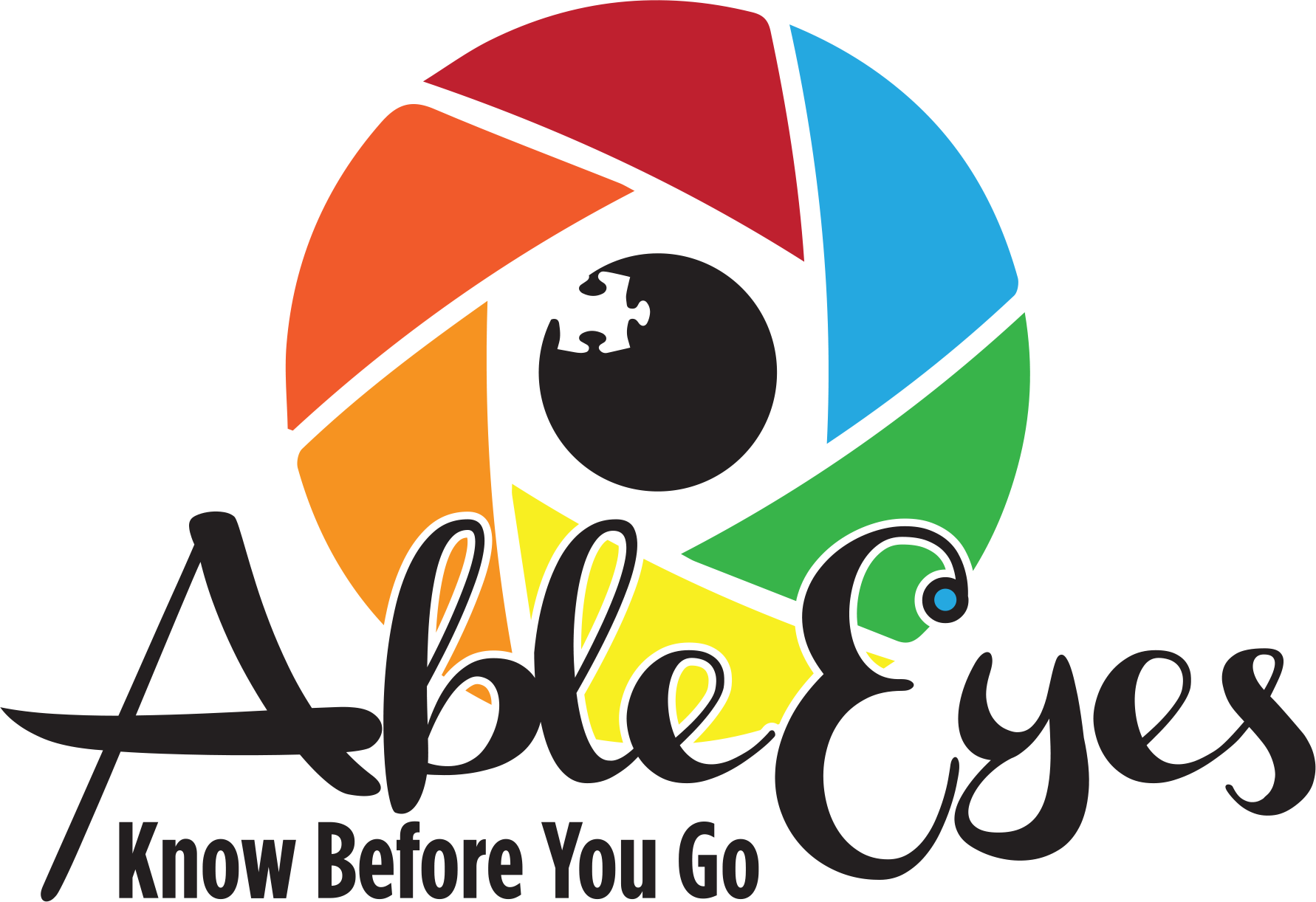 able eyes logo